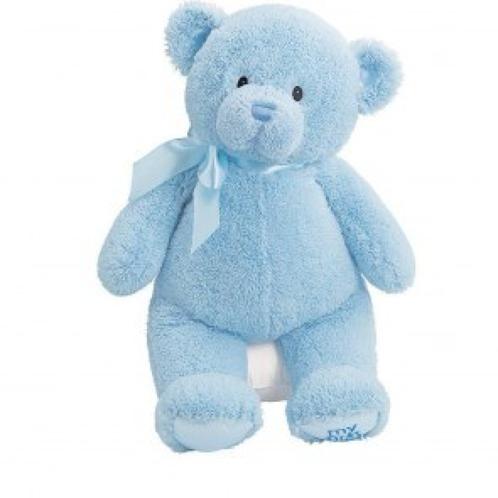 Medium Blue Teddy Bear