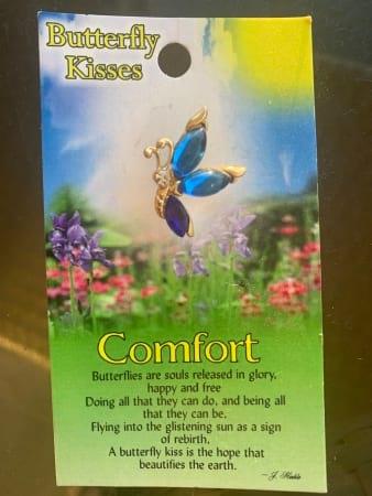 Comfort Angel Pin