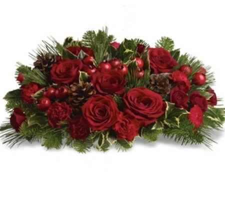 Noel (Seasonal Flower Table Arrangement)