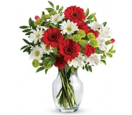Garden Rhapsody (Flower Posy Bouquet)