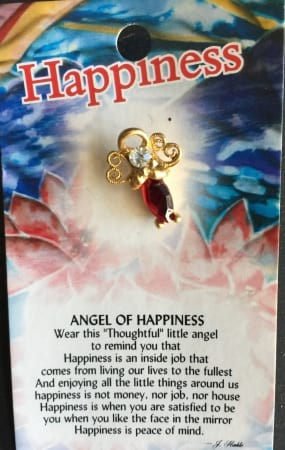 Angel of Happiness