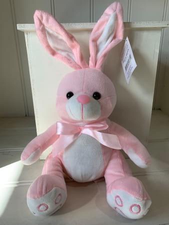 Soft Pink Bunny Rabbit