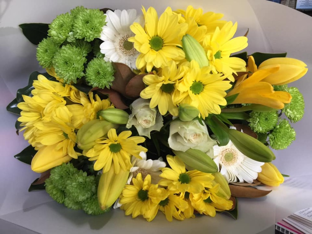 Morning Sunshine Bouquet