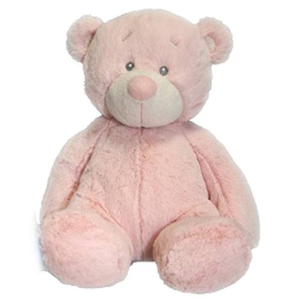 Medium Pink Teddy Bear