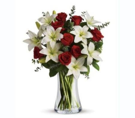 Elegant (Flower Posy Bouquet)