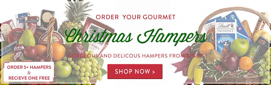 Buy 5 Get 1 Free This Xmas with Hampers.